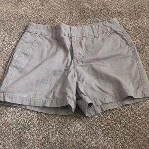 Merona gray shorts